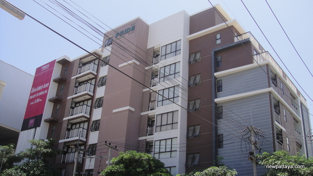 The Pride Condominium - 7 June 2012 - newpattaya.com