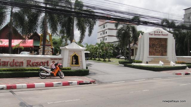 Thai Garden Resort - 9 July 2012 - newpattaya.com