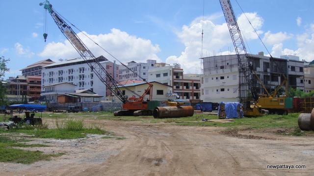 Centara Avenue Residence & Suites Pattaya - 11 July 2012 - newpattaya.com