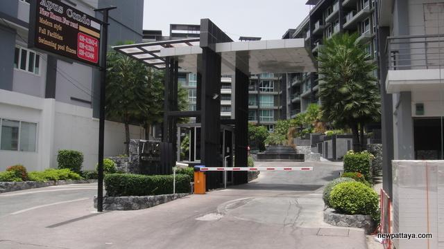 Apus Condominium Pattaya - 23 July 2012 - newpattaya.com