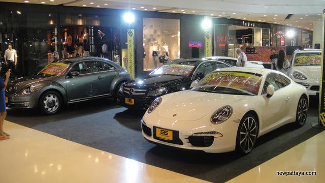 Pattaya Motor Show Central Festival Pattaya Beach - 31 July 2012 - newpattaya.com