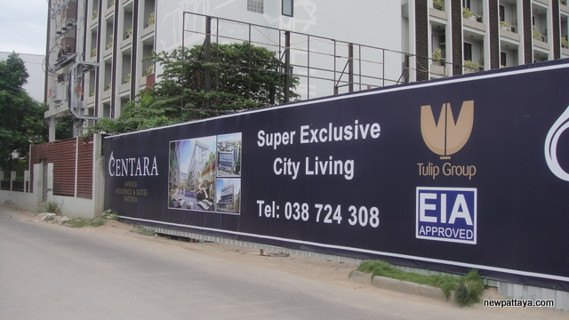 Centara Avenue Residence & Suites Pattaya - 22 August 2013 - newpattaya.com