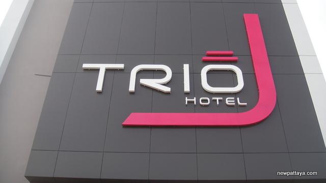 Trio Hotel - Hotel J Pattaya Second Phase - 3 December 2012 - newpattaya.com
