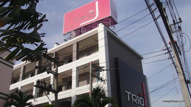 Trio Hotel - Hotel J Pattaya Second Phase - 15 December 2012 - newpattaya.com