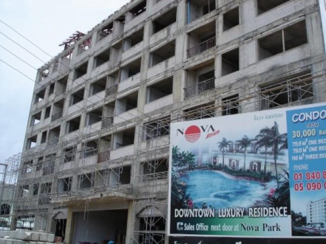 Nova Atrium Pattaya - 2006 - newpattaya.com