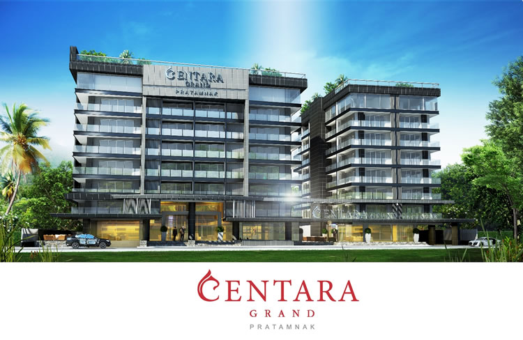 Centara Grand Phratamnak Resort Pattaya Hotel