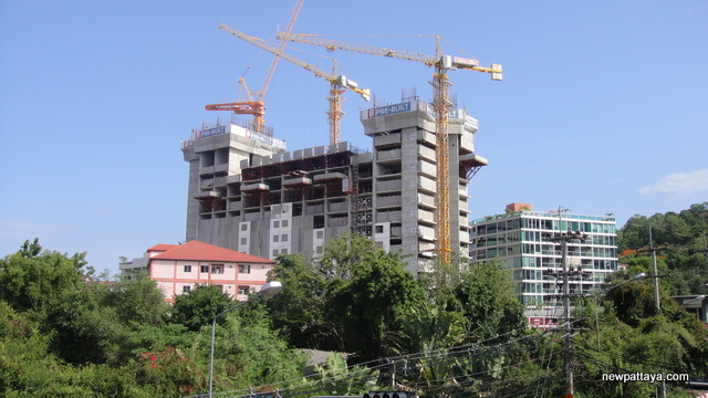 Unixx Condominium Pratumnak - 27 June 2014 - newpattaya.com