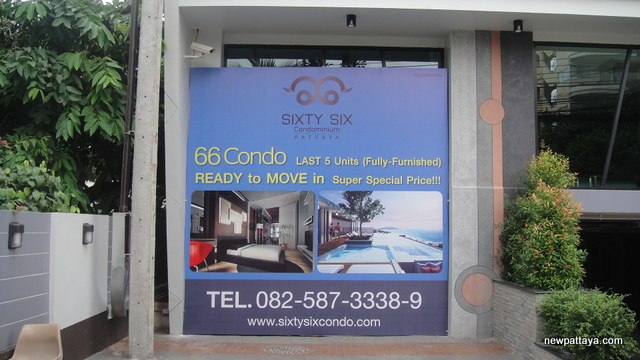 The Sixty Six Condo Pattaya - 18 June 2013 - newpattaya.com