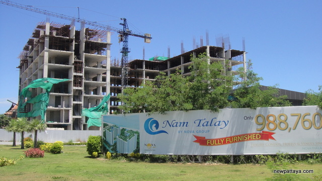 Nam Talay Condominium - 29 June 2013 - newpattaya.com