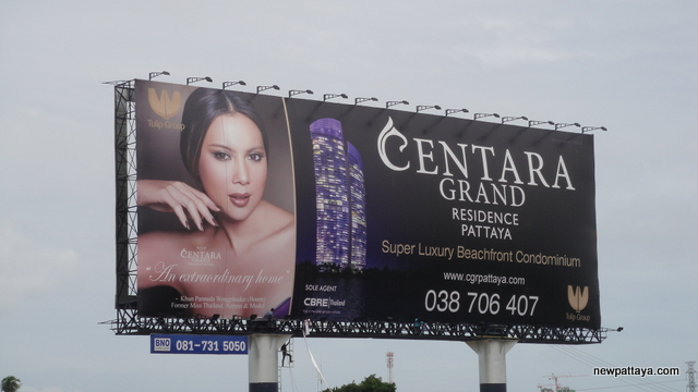 Centara Grand Residence Pattaya - 9 August 2012 - newpattaya.com