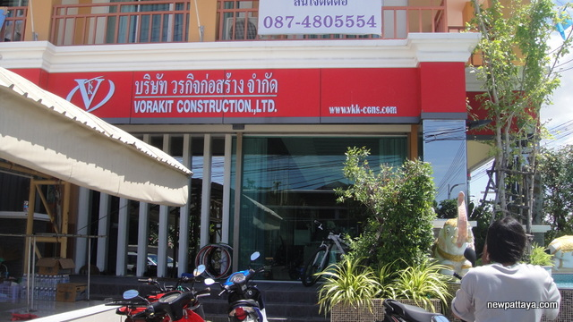 Vorakit Construction Co., Ltd. - 13 August 2012 - newpattaya.com