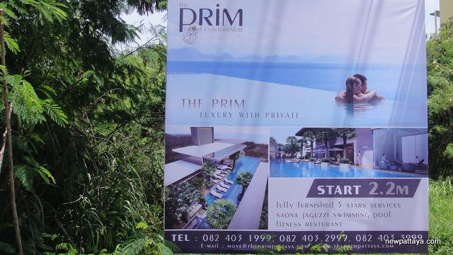 The Prim Grand Condominium - 18 August 2012 - newpattaya.com