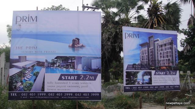 The Prim Condo Pattaya - 20 August 2012 - newpattaya.com