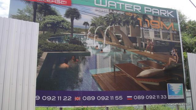 Water Park Condominium - 27 August 2012 - newpattaya.com