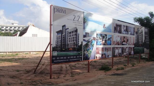 The Prim Condo Pattaya - 18 September 2012 - newpattaya.com