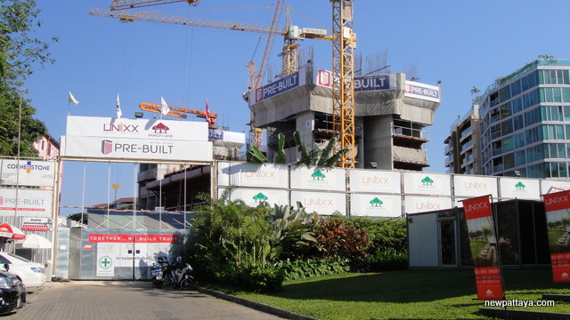 Unixx Condominium Pratumnak - 31 March 2014 - newpattaya.com