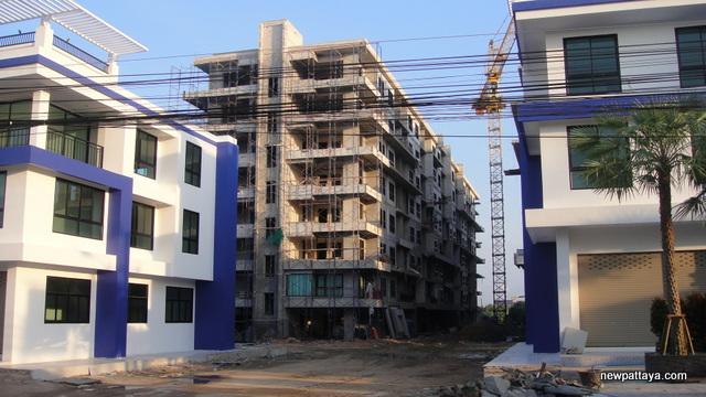 The Blue Residence Porchland 3 - 6 December 2012 - newpattaya.com