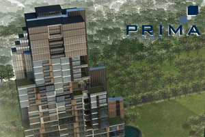 Prima Pattaya Phase 2 - Wong Amat Beach