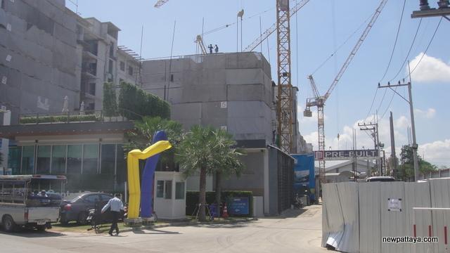 The Trust Residence North Pattaya - 1 June 2013 - newpattaya.com