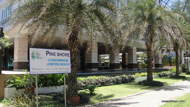 Pine Shores Condominium Jomtien Beach - 13 August 2012 - newpattaya.com