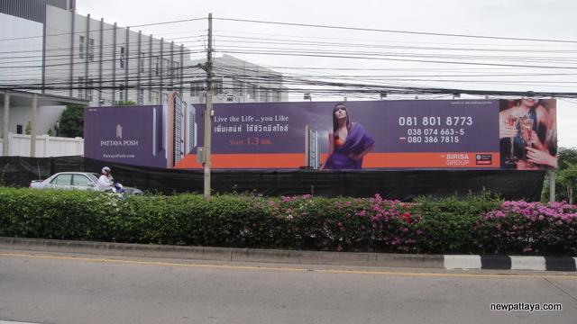 Pattaya Posh Condominium - 3 September 2012 - newpattaya.com