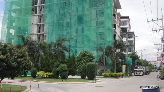 De Blue Sky Resort Condominium - 4 September 2012 - newpattaya.com