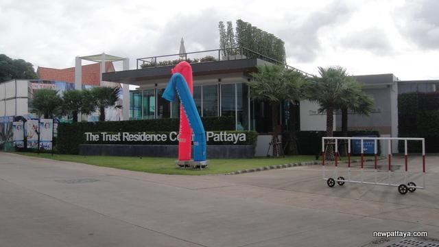 The Trust Residence North Pattaya - 7 September 2012 - newpattaya.com