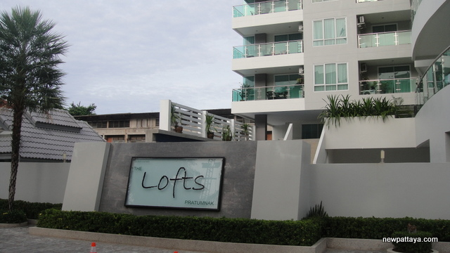 The Lofts Pratumnak - 11 September 2012 - newpattaya.com