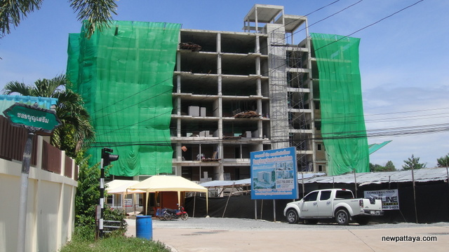 Bang Saray Beach Condominium - 20 September 2012 - newpattaya.com