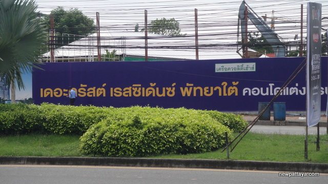 The Trust Residence South Pattaya - 21 September 2012 - newpattaya.com