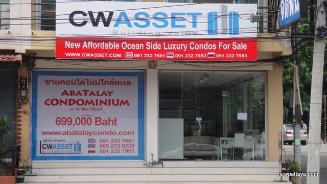 CW Asset Thappraya Road Pattaya - 29 October 2012 - newpattaya.com