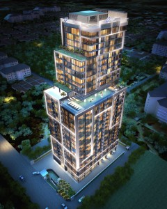 Onyx Pattaya Residences