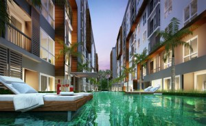The Trust Residence North Pattaya