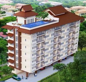 CW Ocean View Condominium Bang Saray