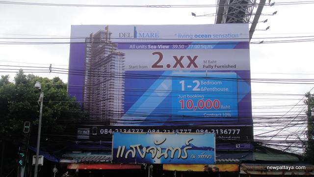 Del Mare Condo Bang Saray - 20 November 2012 - newpattaya.com