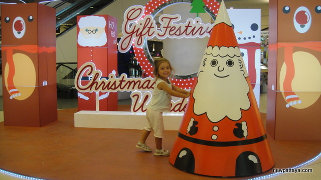 Christmas in Pattaya 2012 - 21 December 2012 - newpattaya.com