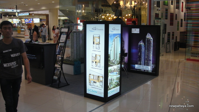 Ocean Residential Property at Mega Bangna - 20 January 2013 - newpattaya.com