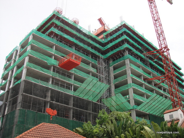 Southpoint Pattaya Condominium - 30 June 2014 - newpattaya.com