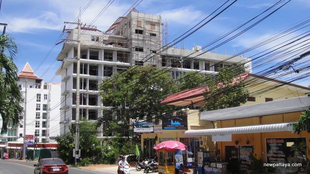 Aiyara Grand Hotel Phase 2 - 2 July 2013 - newpattaya.com