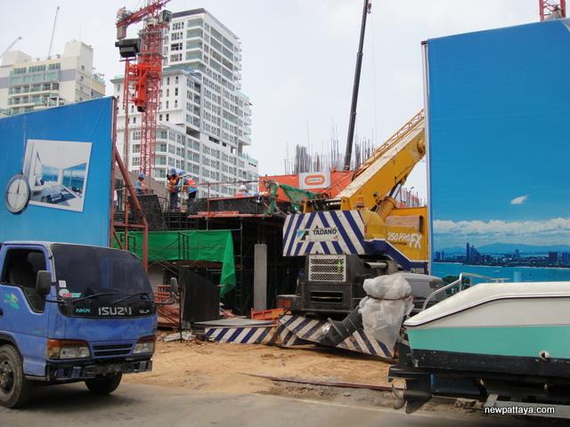Southpoint Pattaya Condominium - 17 March 2014 - newpattaya.com