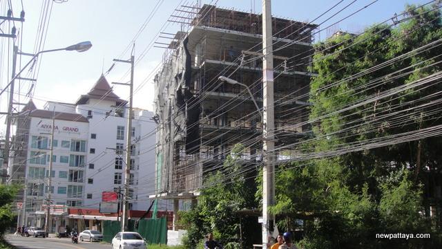 Aiyara Grand Hotel Phase 2 - 25 October 2012 - newpattaya.com