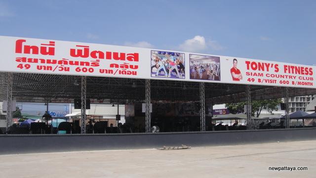 Tony's Fitness Soi Siam Country Club - 1 November 2012 - newpattaya.com