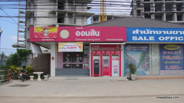 Government Savings Bank - 8 November 2012 - newpattaya.com