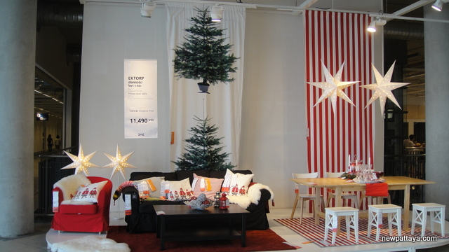 Christmas At IKEA Bang Na 2012   11 November 2012   Newpattaya.com