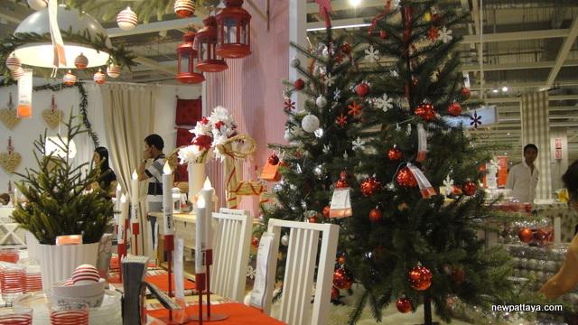 Christmas at IKEA Bang Na 2012 - 11 November 2012 - newpattaya.com