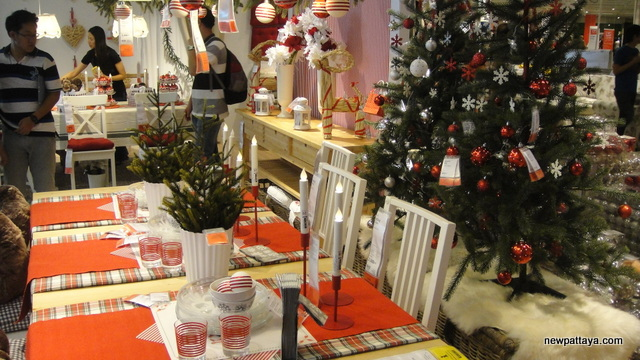 Christmas at IKEA Bang Na 2012 - 11 November 2012 - newpattaya.com