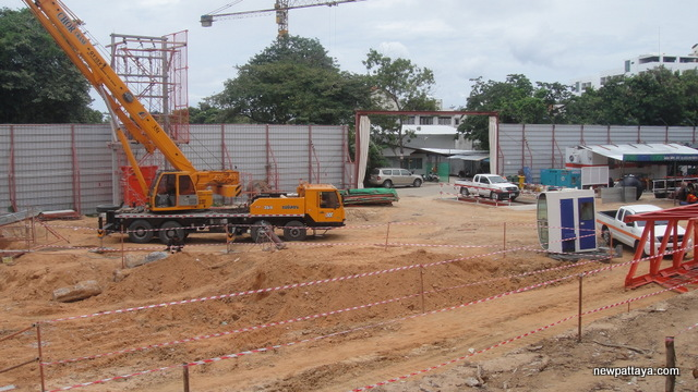 Southpoint Pattaya Condominium - 22 August 2013 - newpattaya.com