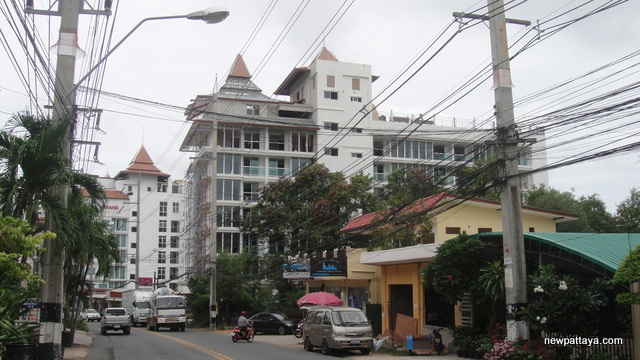 Aiyara Grand Hotel Phase 2 - 22 August 2013 - newpattaya.com