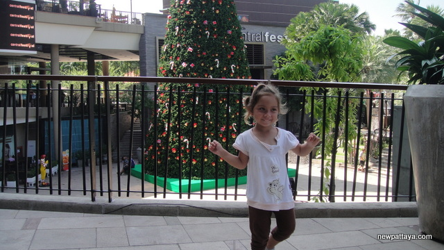 Christmas in Pattaya 2012 - 15 November 2012 - newpattaya.com