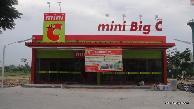 mini Big C Pattaya - 16 November 2012 - newpattaya.com